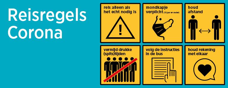 Klik hier voor meer info over de reisregels per 1 juni