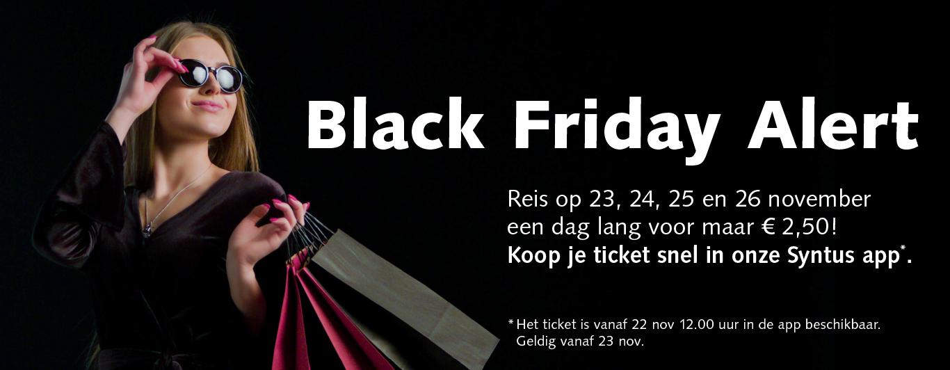 Black Friday Alert